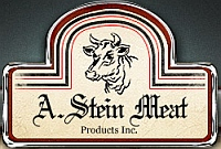 a-stein-meat-products-logo
