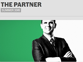 "Marcus Lemonis Is Looking For ""The Partner""."