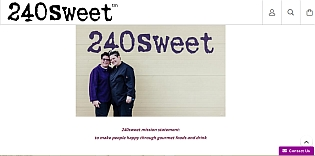 main website image for 240Sweet