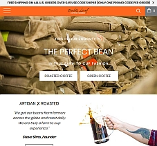 main website image for Bodhi Leaf Coffee Traders