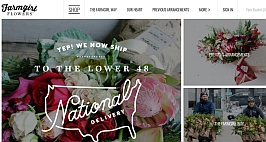 main website image for Farmgirl Flowers