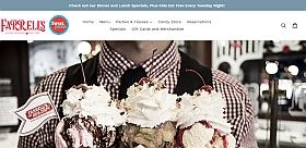 main website image for Farrell's Ice Cream Parlour Restaurants