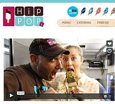 main website image for Hip Pops