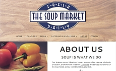 main website image for The Soup Market